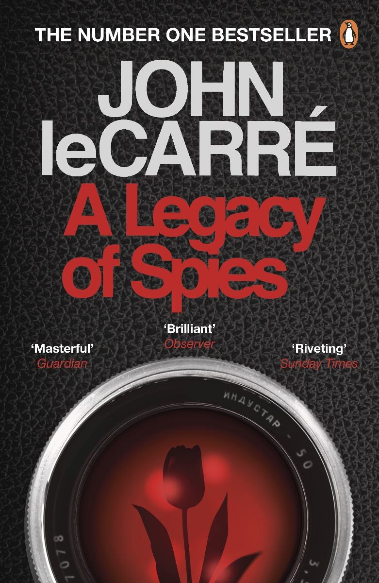 Legacy of Spies by John le Carre