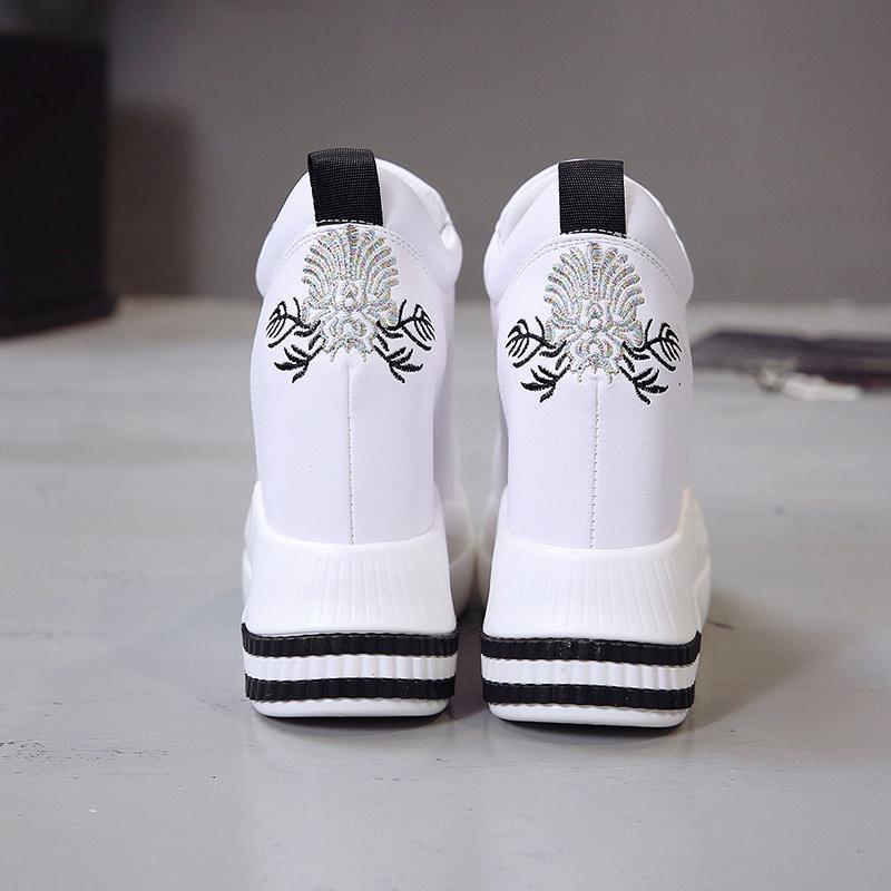 Olah Raga Sol Tebal Sepatu Golden Goose musim semi dan musim gugur model baru sepatu sneaker