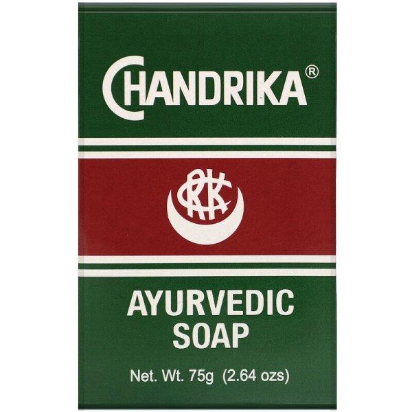 Buy Chandrika Soap, Chandrika, Ayurvedic Soap, 2.64 oz (75 g) Singapore