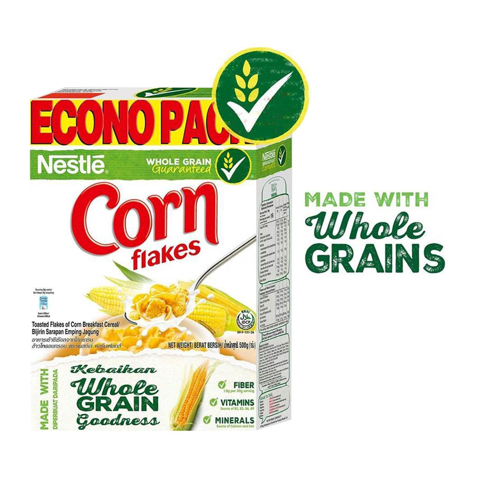 NESTLE Cornflakes Econo Pack Breakfast Cereal