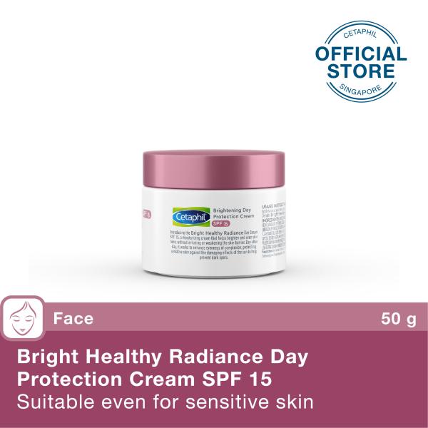 Buy CETAPHIL BRIGHT HEALTHY RADIANCE DAY CREAM SPF15 50G Singapore