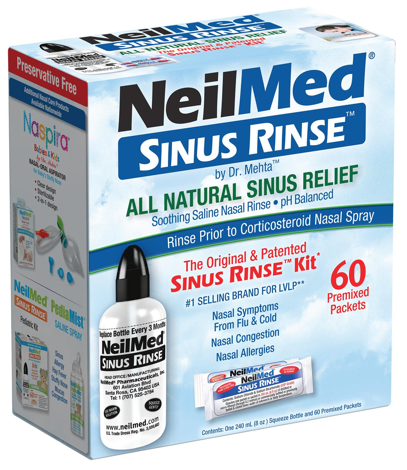 Neilmed® Sinus Rinse™ By Vitamin.sg.
