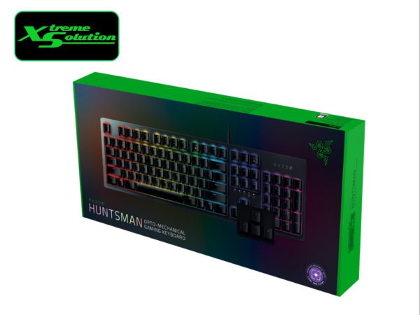 Razer Huntsman Opto-Mechanical Gaming Keyboard Singapore