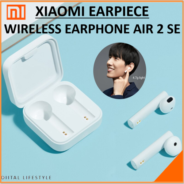 Xiaomi Air2 SE TWS Mi True Wireless Bluetooth Earphone Air 2 SE Earbuds AirDots pro 2SE 2 SE 20 Hours Battery Touch Control Singapore
