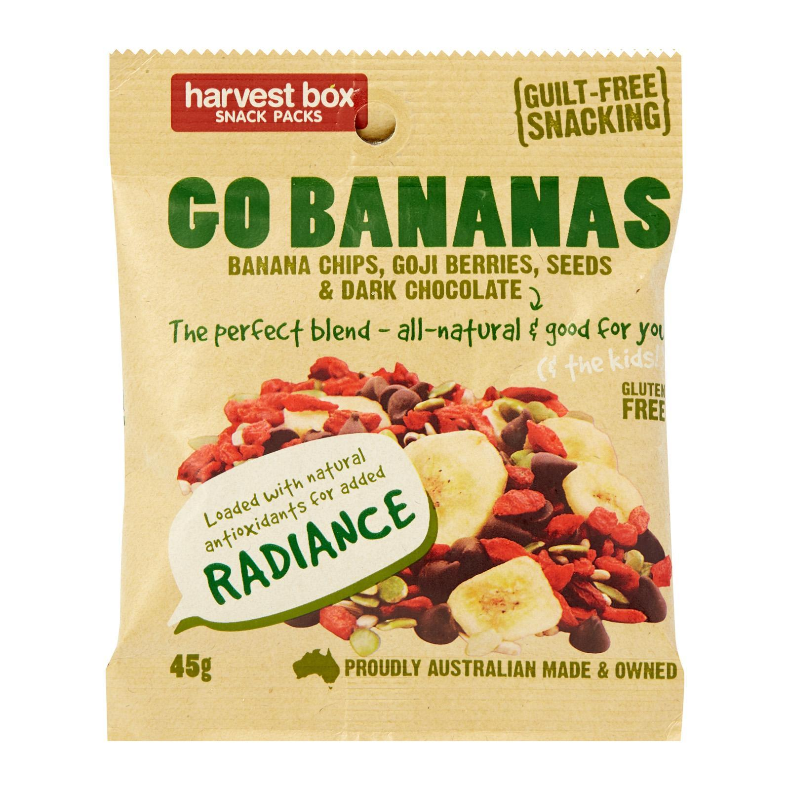 Harvest Box Go Bananas - By Wholesome Harvest
