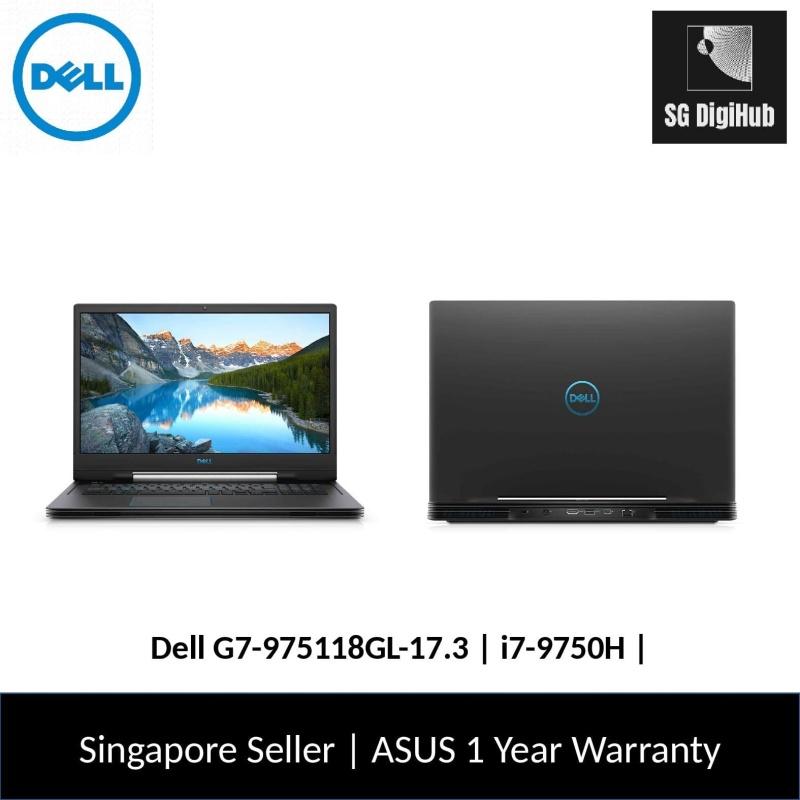 Dell G7-975118GL-17.3 | i7-9750H | 16GB RAM |256GB SSD+1TB HDD |NVIDIA RTX2070 | 1Y Warranty