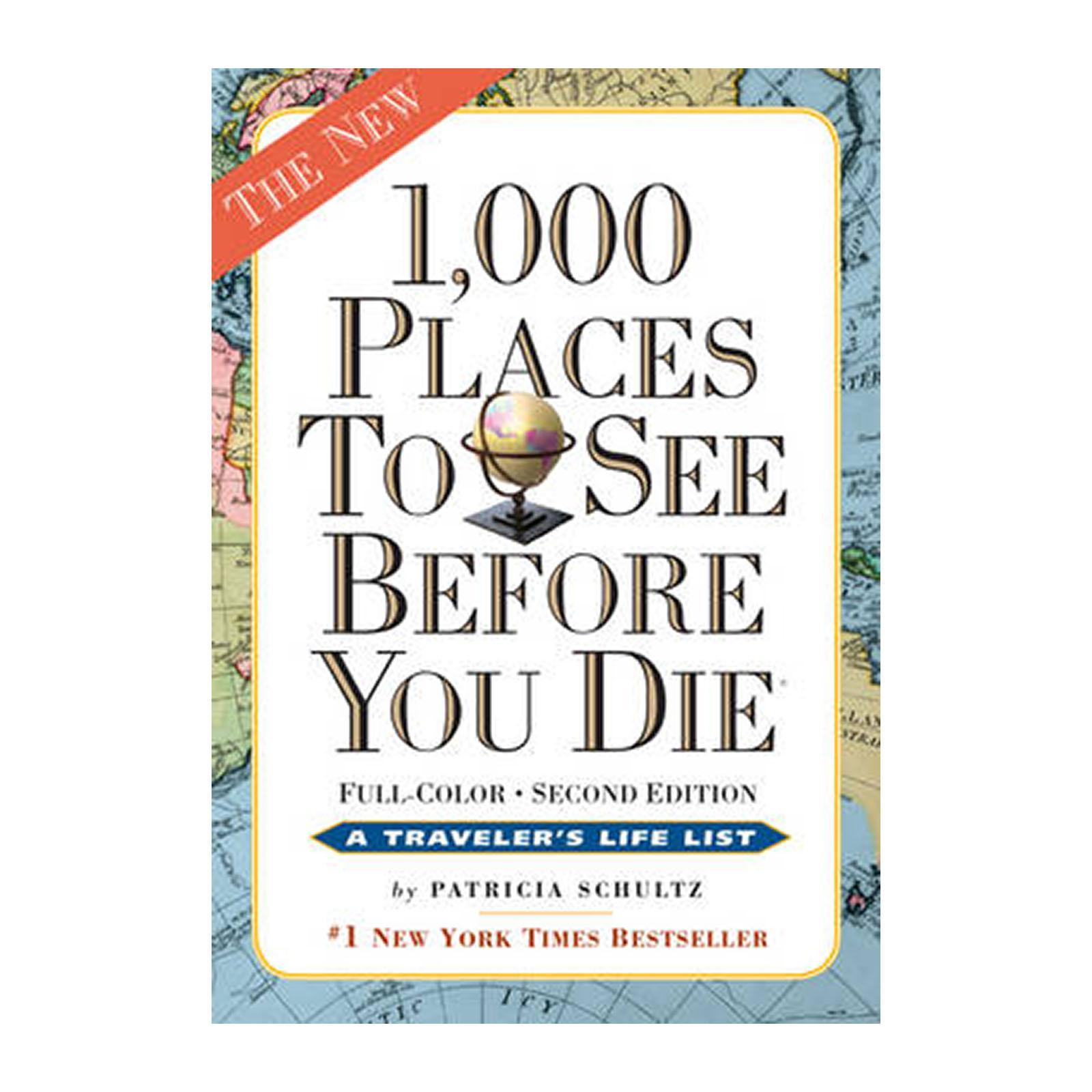 1 And 000 Places To See Before You Die (Paperback)