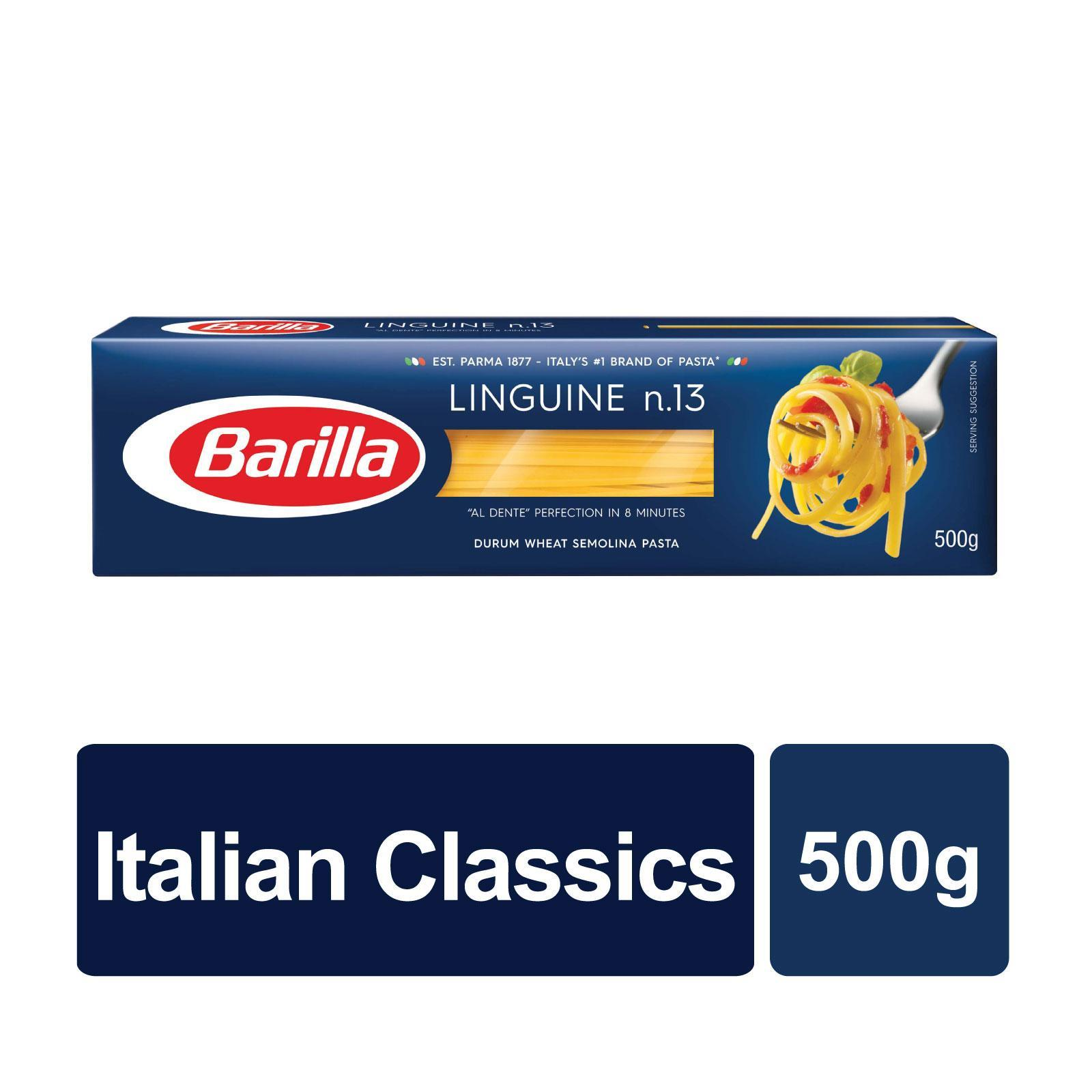 Barilla Pasta Linguine By Redmart.