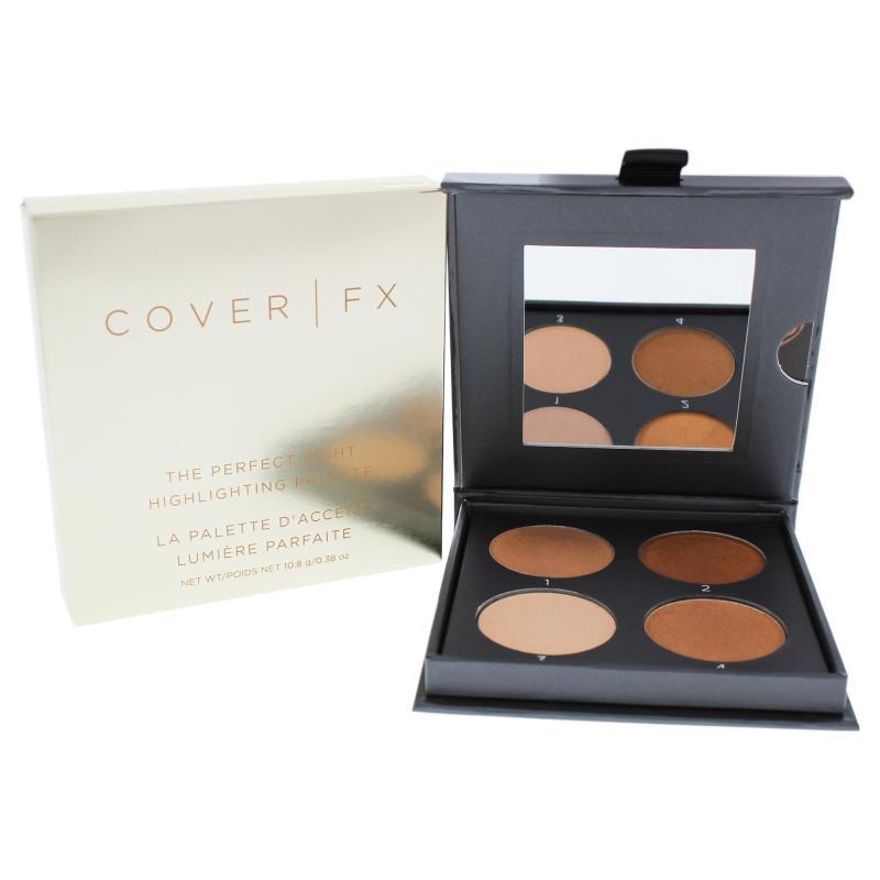 Buy Cover FX The Perfect Light Highlighting Palette - Medium Deep - 0.38 oz Highlighter Singapore