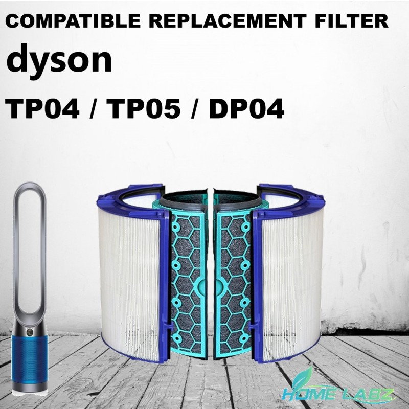 Compatible Filter For Dyson TP04 TP05 DP04 Air Purifier Singapore