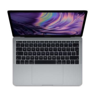 Apple MacBook Pro 13-inch with Touch Bar: 2.4GHz quad-core 8th-generation IntelCorei5 processor, 256GB (2019)