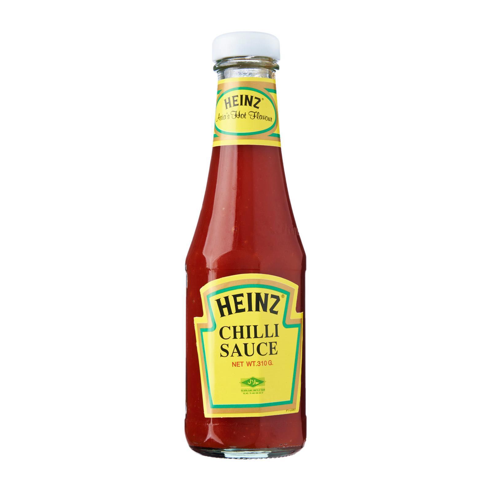 Heinz Chilli Sauce By Redmart.