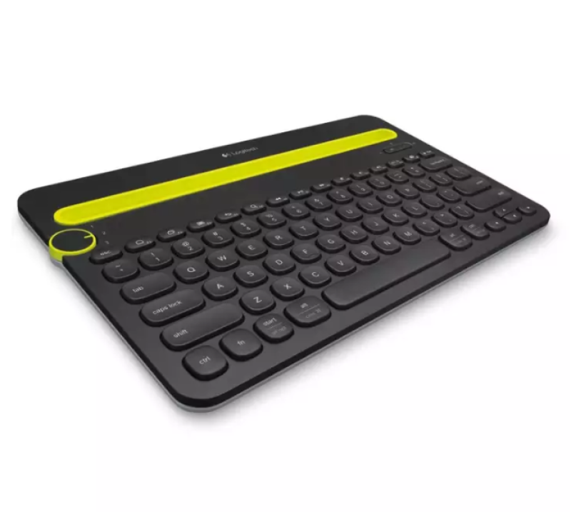 Logitech K480 Multi-Device Wireless Bluetooth Keyboard Portable Keypad for Laptop / Tablet Singapore
