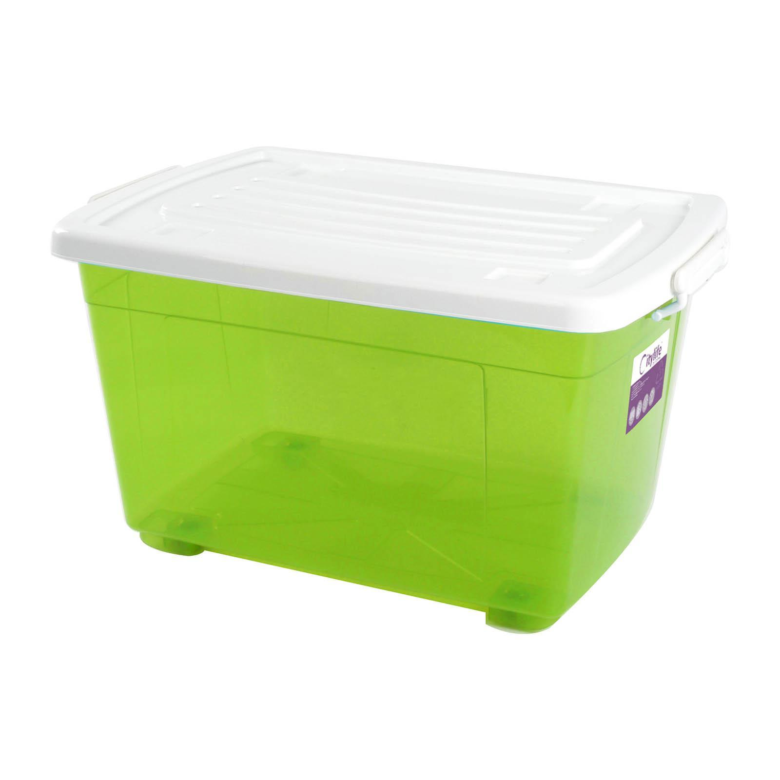 CITYLIFE Storage Container With Wheels