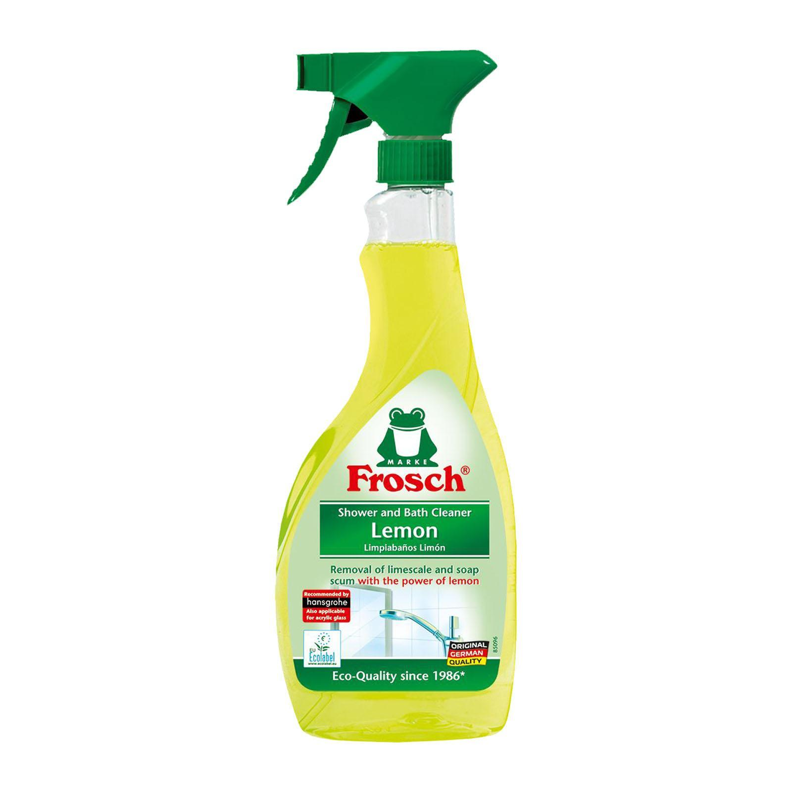 Frosch Lemon Shower and bath Trigger 500Ml