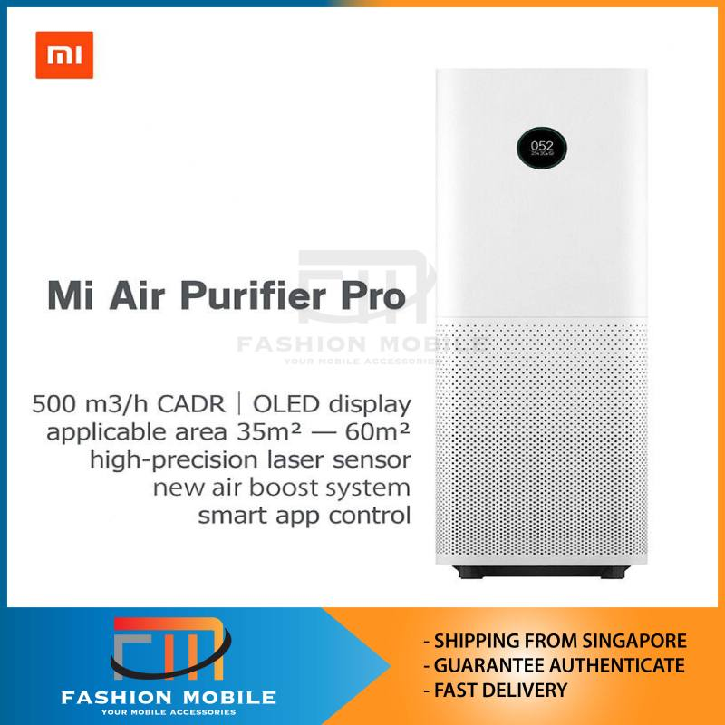 Xiaomi Air Purifier Pro OLED Display High-precision Laser Sensor Shipping from Singapore Singapore