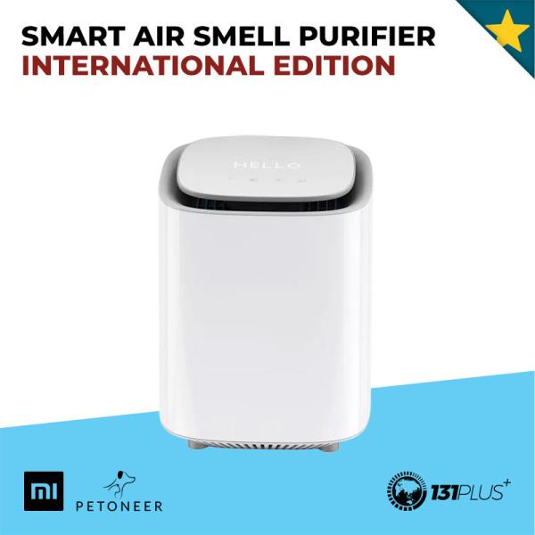 Xiaomi Petoneer Smart Smell Purifier [ AOE020, International Edition, Air Purifier, HEPA, UV-C Light, APP Control, 5-stage Purification, Deodorise, Radar Sensor, LED Touch Panel, Odor Eliminate, Filter Particles, Activated Carbon Filter, Air Treatment ] Singapore