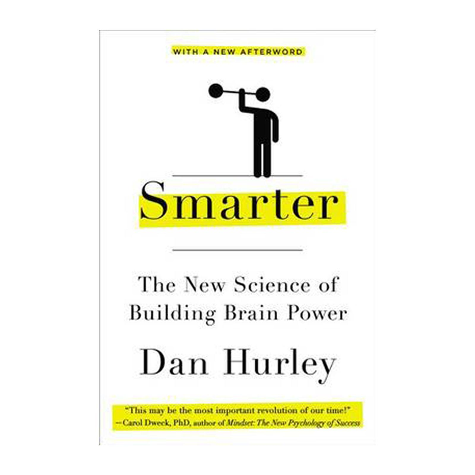 Smarter: The New Science Of Building Brain Power (Paperback)