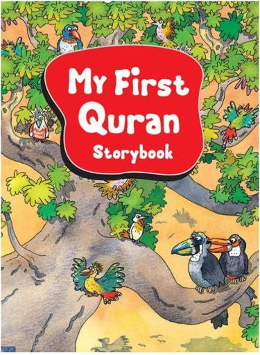 My First Quran Storybook(Kids Islamic Books) hardcover