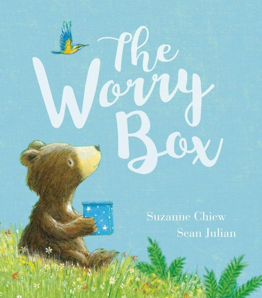 The Worry Box by  Suzanne Chiew