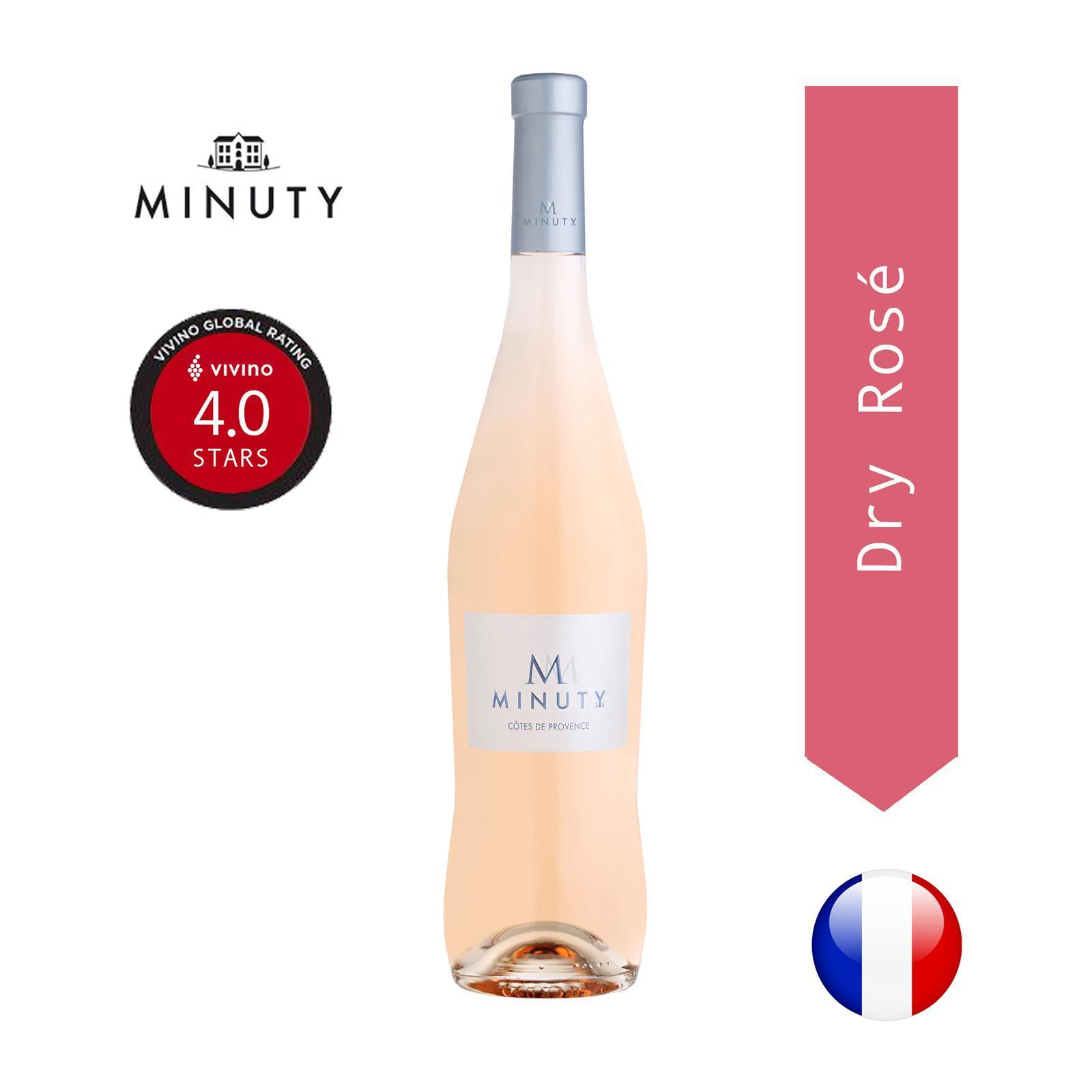 M de Minuty - Cotes de Provence - Rose Wine
