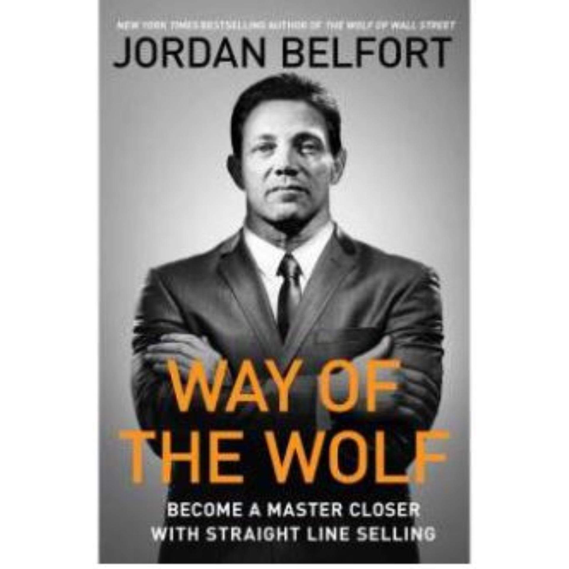 Way of wolf straight line selling ebook