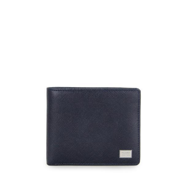 Picard Saffiano Wallet with Coin Pouch