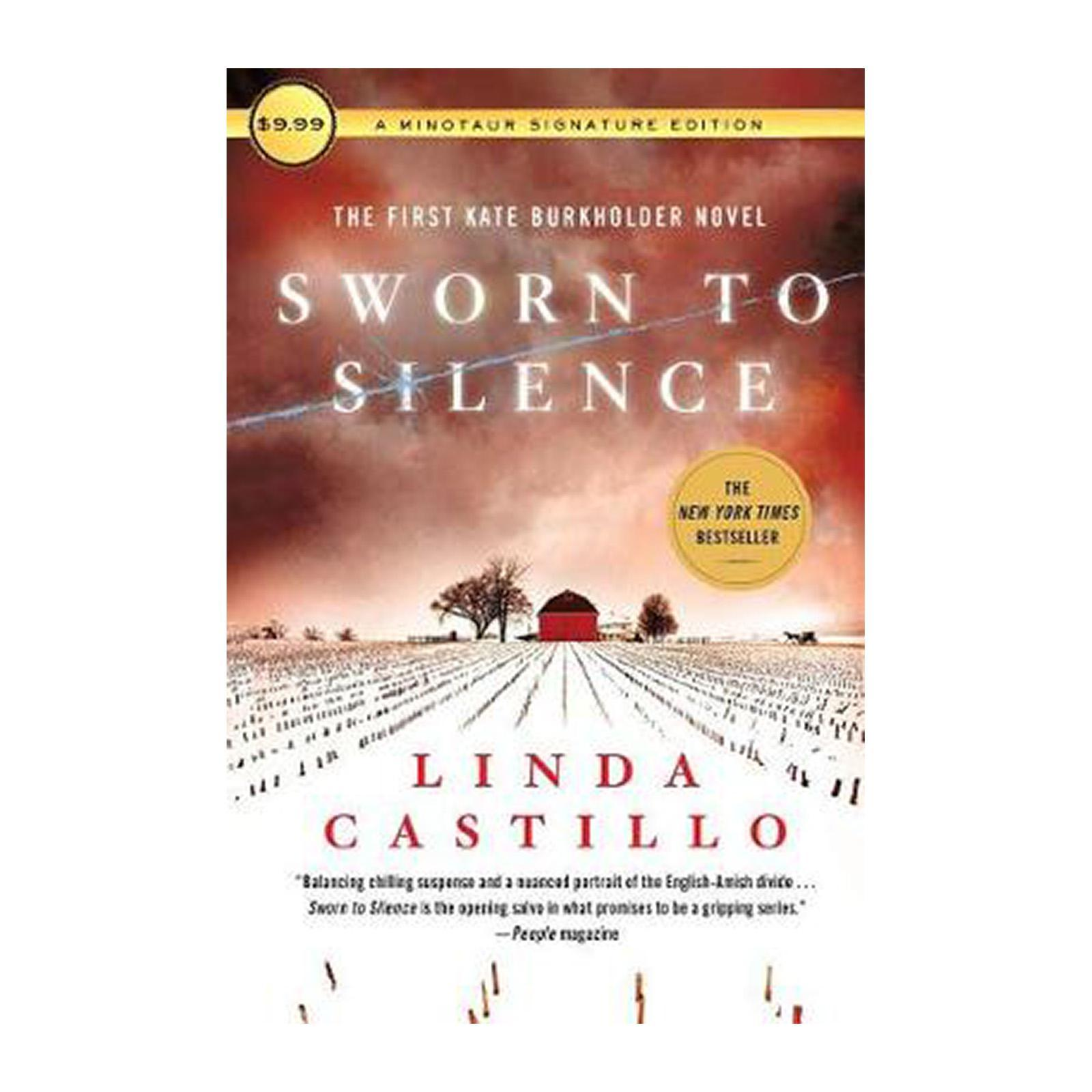 Sworn To Silence: A Kate Burkholder Novel (Paperback)