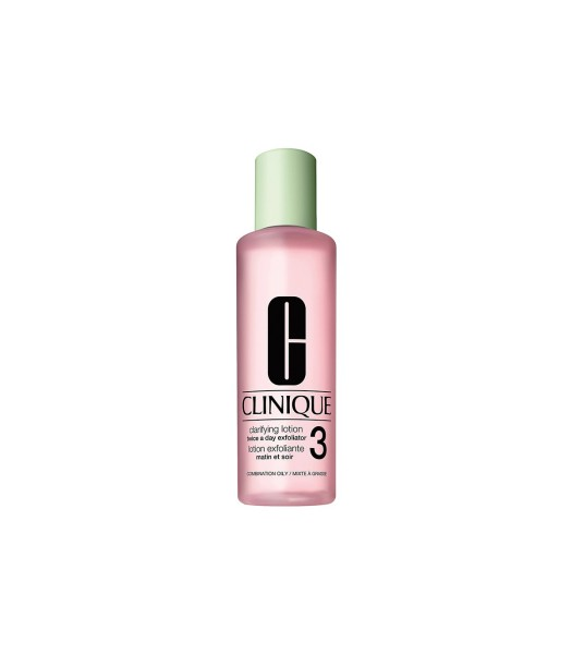 Buy Clinique Clarifying Lotion Twice A Day Exfoliator 3 - Combination Oily Skin(200ml) Singapore