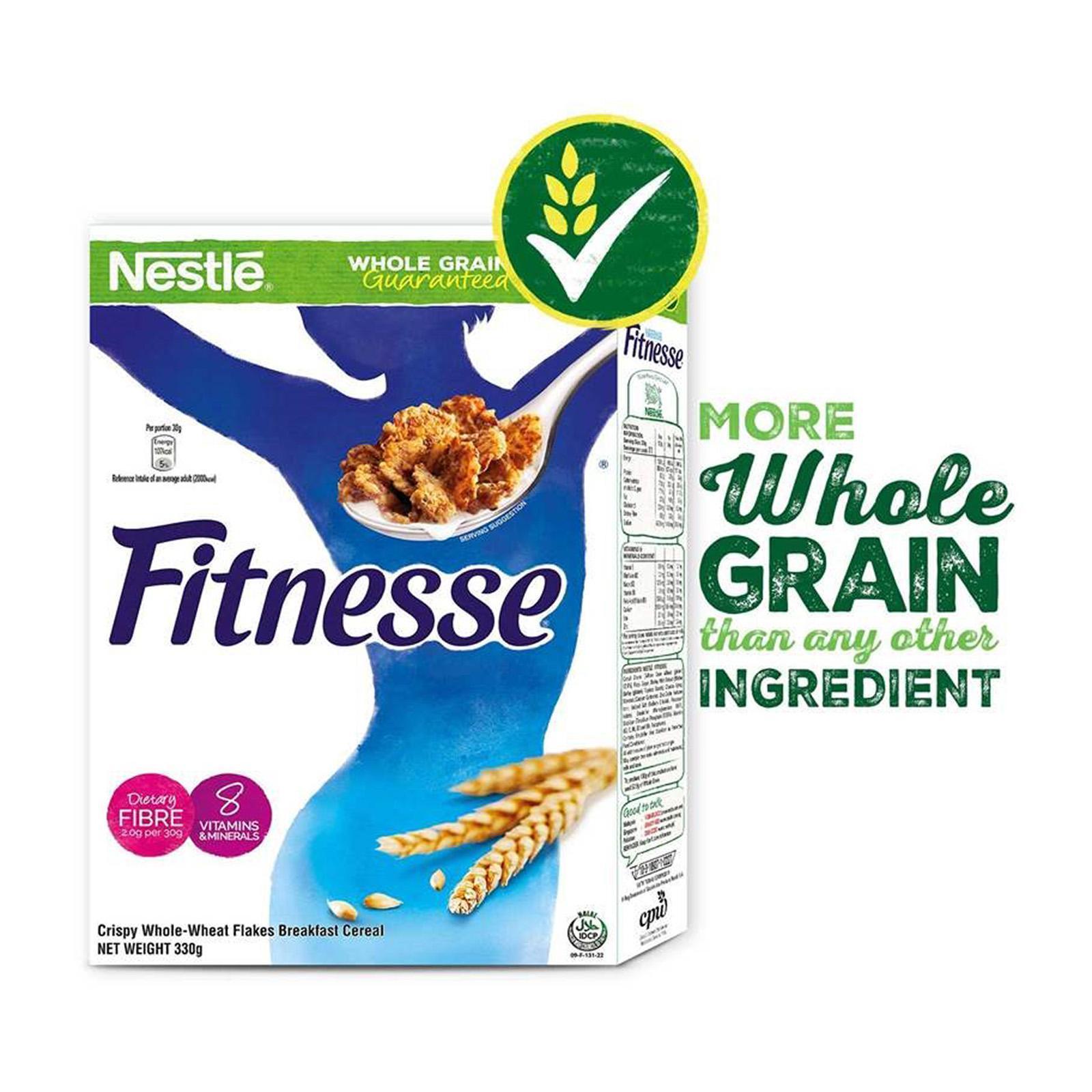 NESTLE FITNESSE Original Breakfast Cereal (330G)