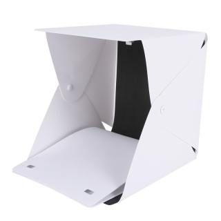 Folding Photography Studio Box light box Softbox LED Light box for iPhone Samsung HTC Smartphone Digital DSLR Camera thumbnail