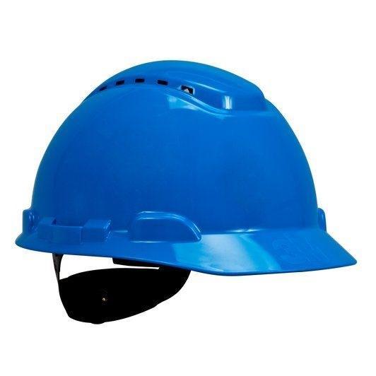 3M SAFETY HELMET H703V BLUE [Z89.1]