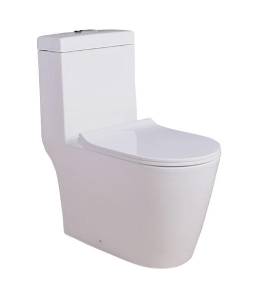 Tiara One Piece Toilet Bowl