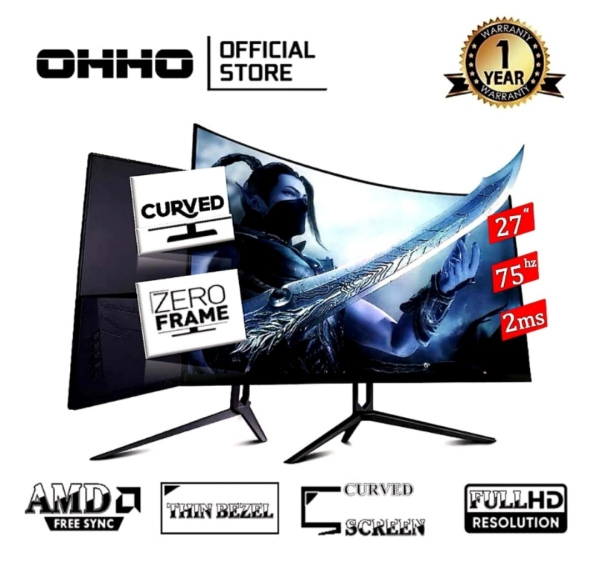 """【ready stock】27""""inch OHHO brand 