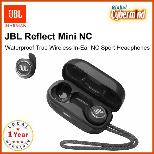 JBL Reflect Mini NC Waterproof True Wireless In-Ear NC Sport Headphones (Brought to you by Global Cybermind) Singapore