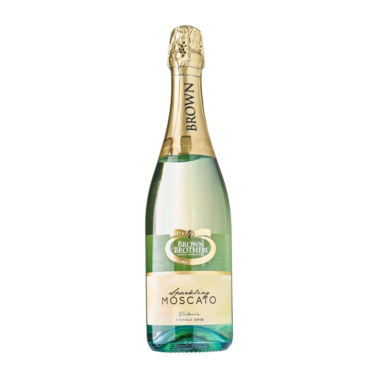 Brown Brothers Sparkling Wine - Moscato Rosa