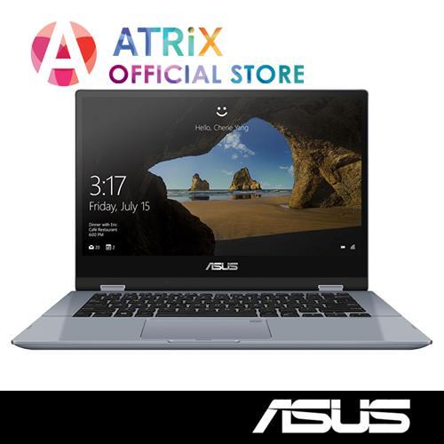 ASUS Vivobook Flip TP412FA-EC149T  8GB RAM  512GB SSD  Intel UHD Graphics 620