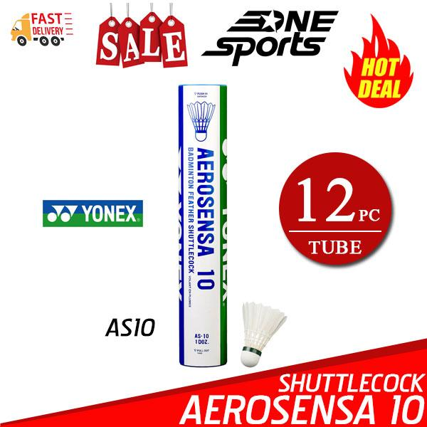 Yonex Aerosensa As-10 Badminton Feather Shuttlecocks By One Sports.