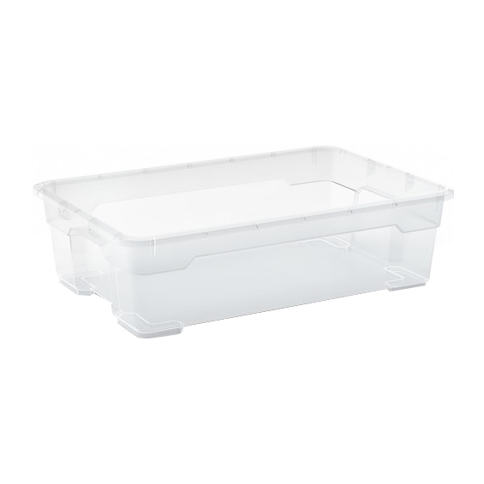 KIS Clear Storage R Box M With Lid