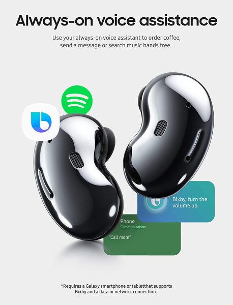 2020 Samsung Galaxy Buds Live with Active Noise Cancellation SM-R180 (1 Year Warranty) Singapore