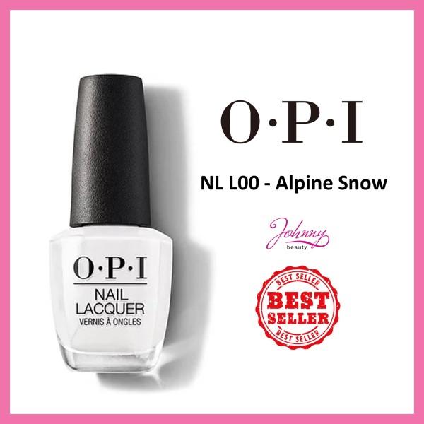 Buy OPI Alpine Snow L00 (0.5oz) Singapore