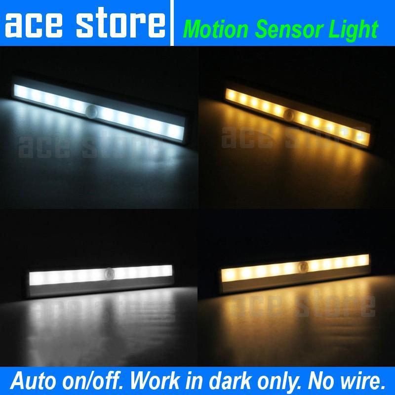 LED Motion Sensor Night Light - Battery Model Singapore