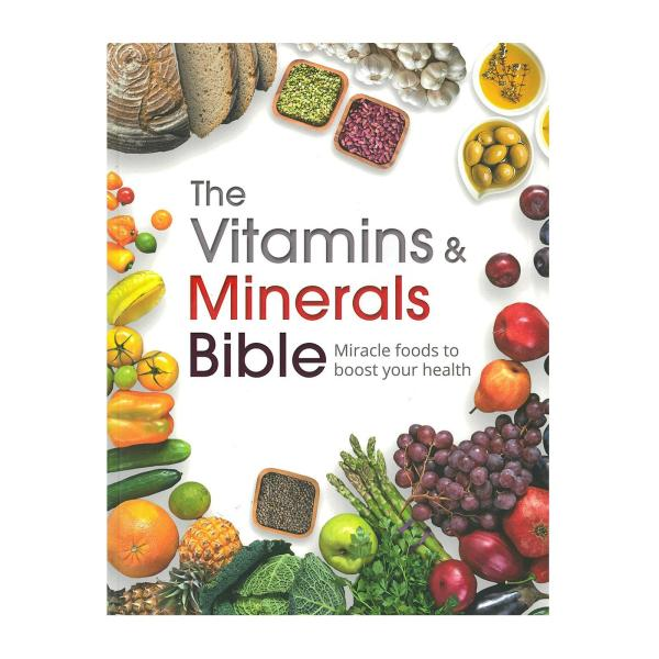 Bounty The Vitamins And Minerals Bible