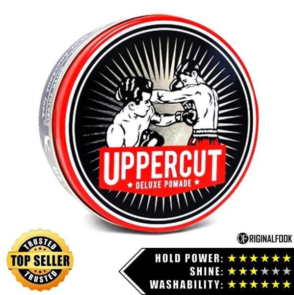 Buy Uppercut Deluxe Pomade - ORIGINALFOOK Singapore