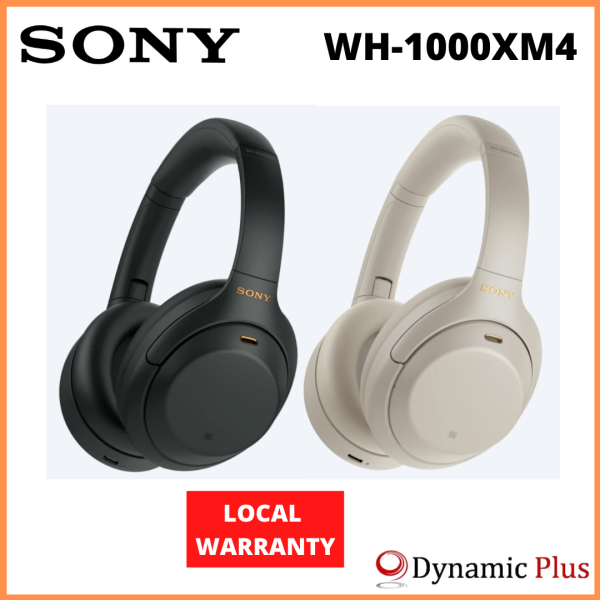 Sony Singapore WH-1000XM4 Wireless Noise Cancelling Headphones Singapore