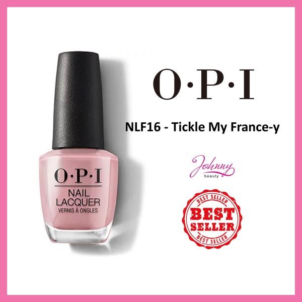 Buy OPI Tickle My France-y F16 (0.5oz) Singapore