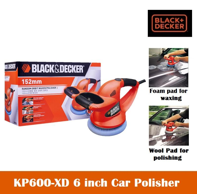 BLACK AND DECKER Car Polisher KP600