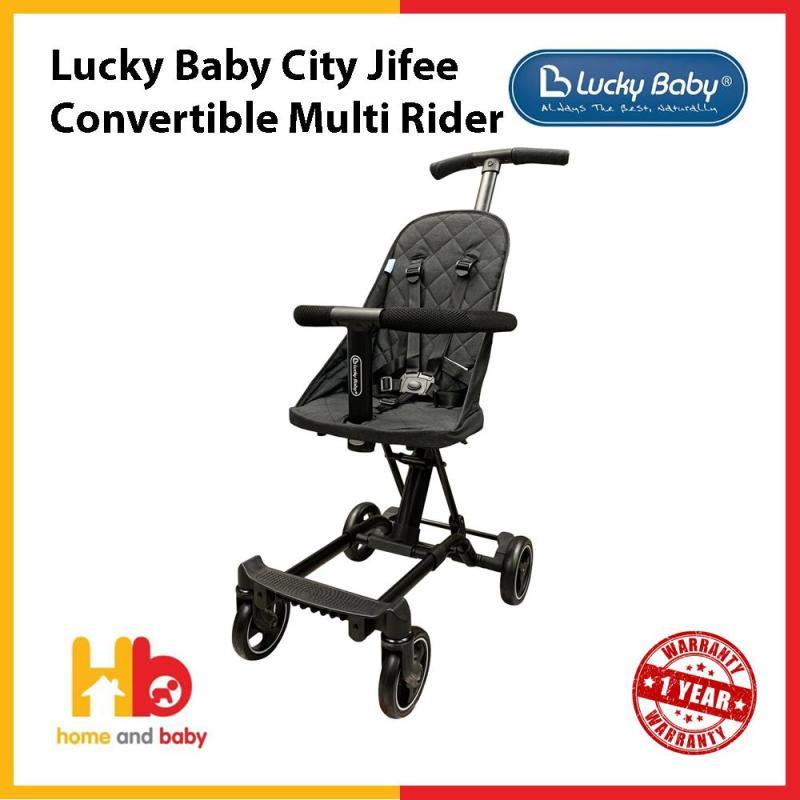 Lucky Baby City Jifee Convertible Multi Rider Singapore