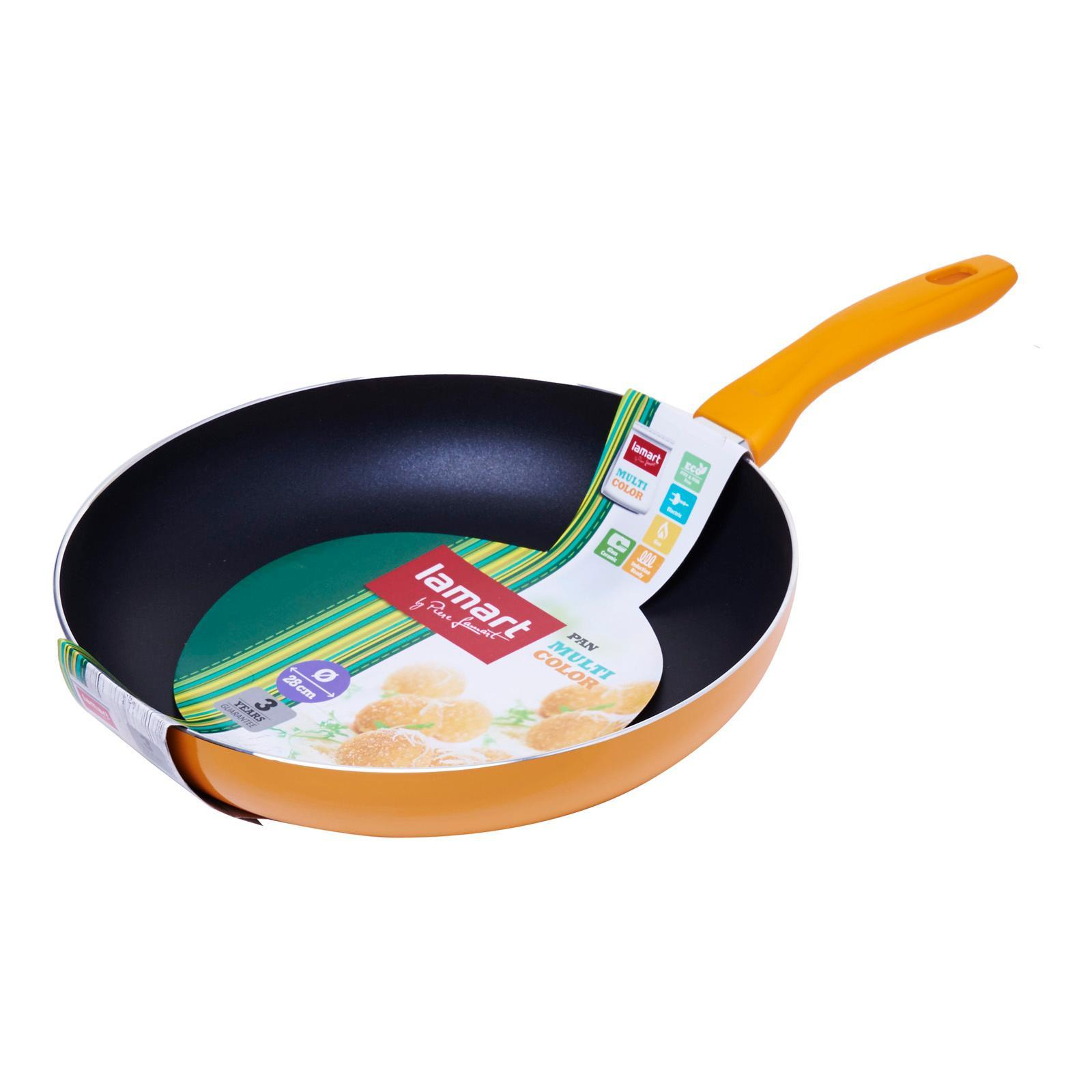 Lamart Induction Ready Non-Stick Fry Pan 28X5Cm