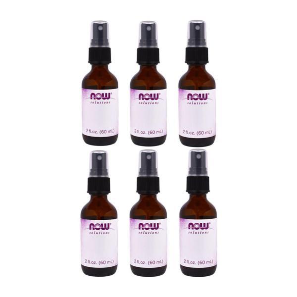 Buy Now Foods Empty 2 Fl Oz Amber Glass Bottle + Spray Lid Singapore